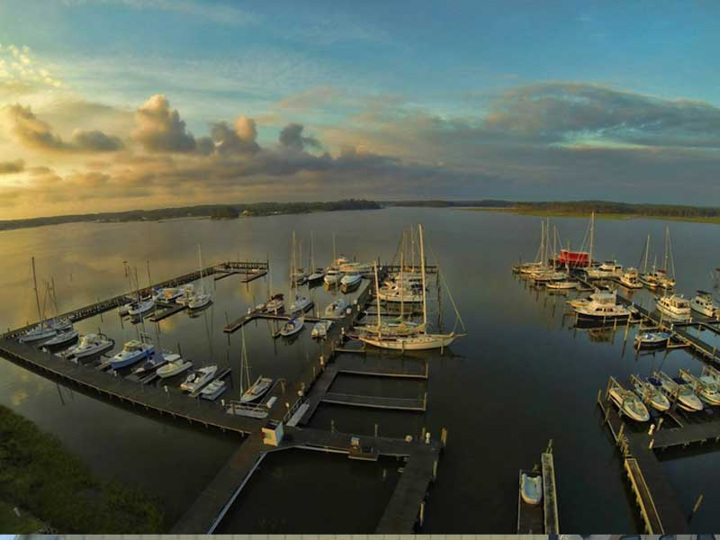 Severn Yachting Center – Chesapeake Bay Marina
